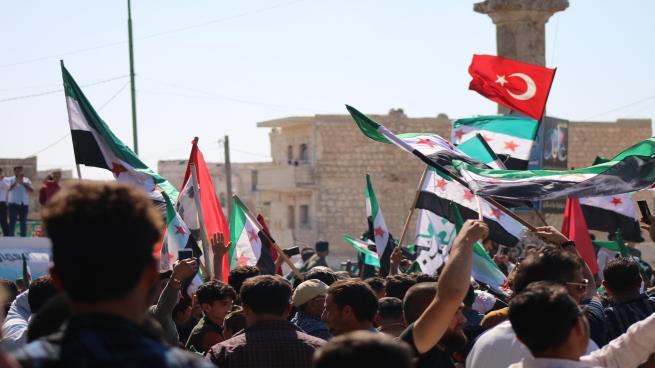 صورة مصادر: قلق تركي من استفزازات الأسد