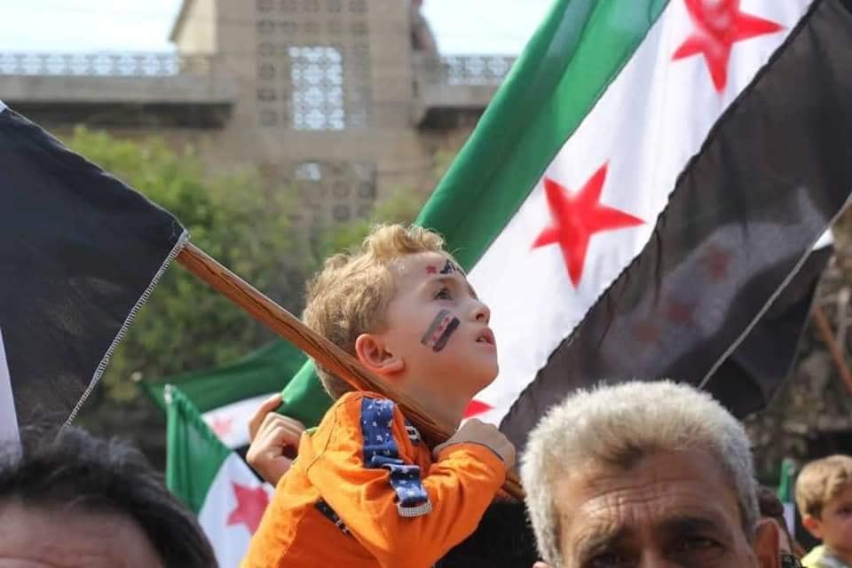 صورة سوريا.. مليون متظاهر و200 نقطة تظاهر