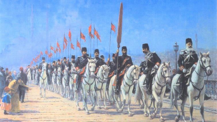 صورة العثمانيون ضد المماليك..التاريخ يعيد نفسه بين مصر وتركيا
