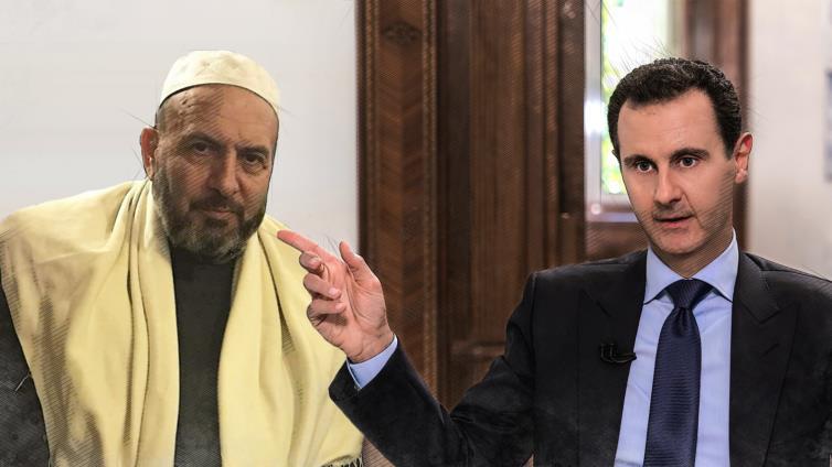 صورة عالم الضفادع..كيف اخترق الأسد الثورة؟