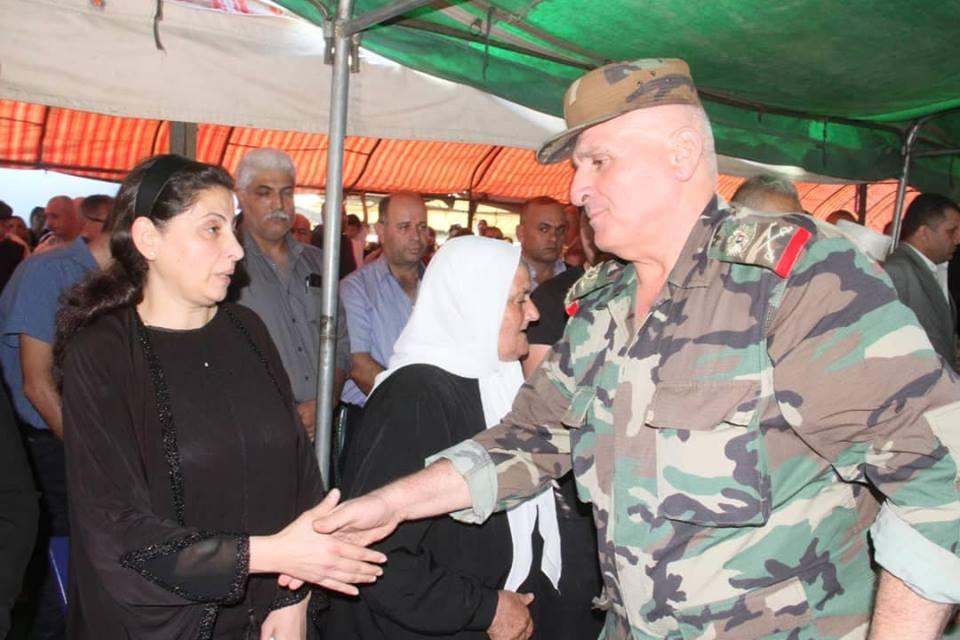 صورة البادية..النظام يخسر 45 من ضباطه وجنوده