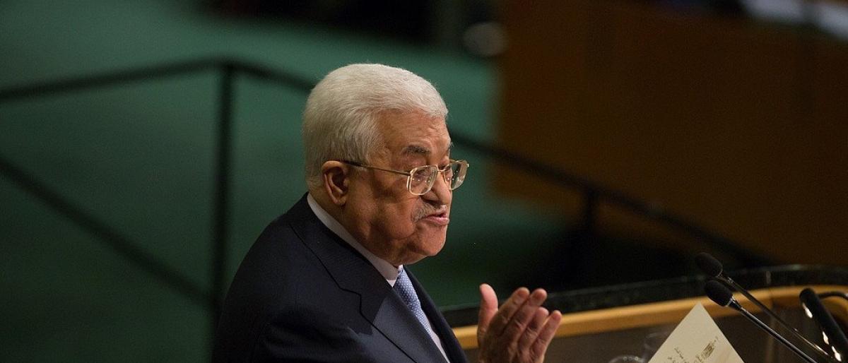 """صورة عباس يتوعد حماس.. ماذا بشأن """"إسرائيل""""؟"""