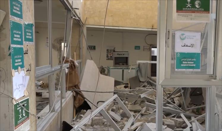 صورة في إدلب.. التهديد بشن هجوم يرفع حالات الانتحار