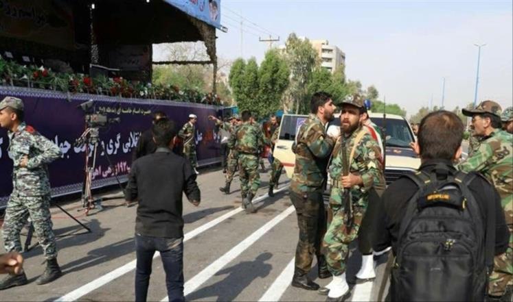 صورة بعد هجوم الأهواز.. إيران تستدعي القائم بالأعمال الإماراتي