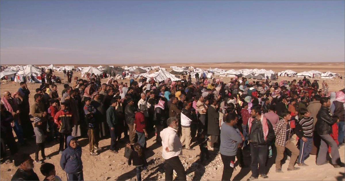 صورة الأردن يغلق النقطة الطبية الرسمية الوحيدة بمخيم الركبان