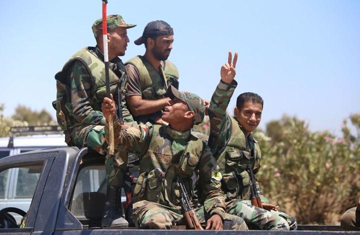 صورة صحيفة روسية: لماذا لم يبدأ النظام هجومه على إدلب بعد؟