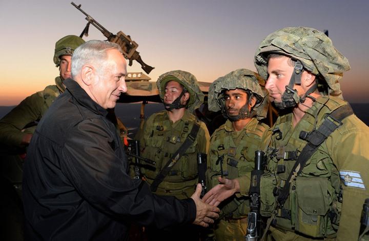 صورة إسرائيل تشارك رسميا بالحرب السورية