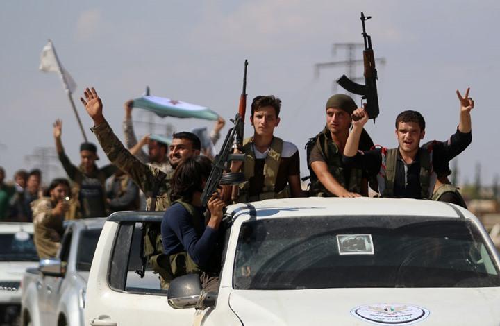 صورة إدلب..المعارضة: تركيا كثفت شحنات السلاح لمقاتلينا