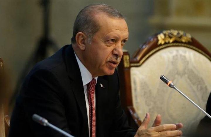 صورة أردوغان يحذر من مجزرة في إدلب