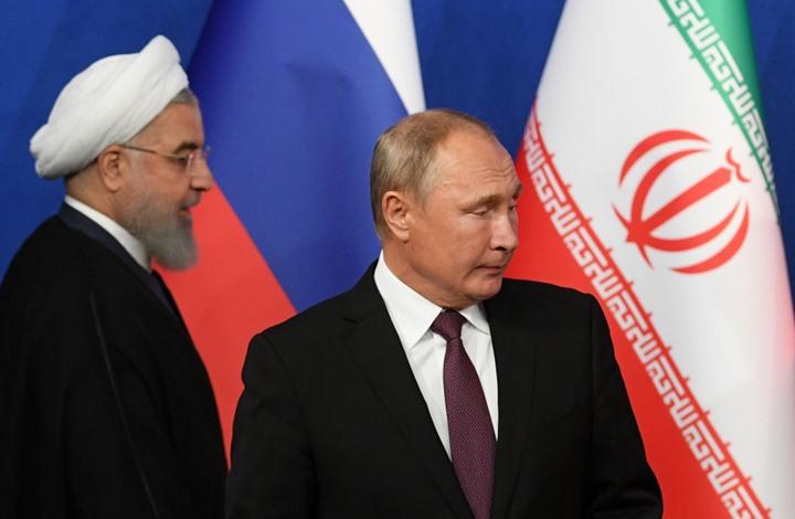 صورة تناقضات روسيا والنظام مع إيران بسوريا