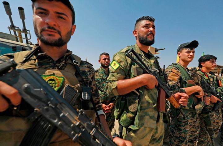 صورة تركيا: الوحدات الكردية ستشارك النظام هجومه على إدلب