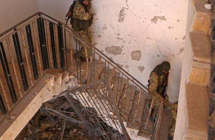 صورة النظام يقصف ريف إدلب وحماة ونزوح مدنيين إلى الشمال