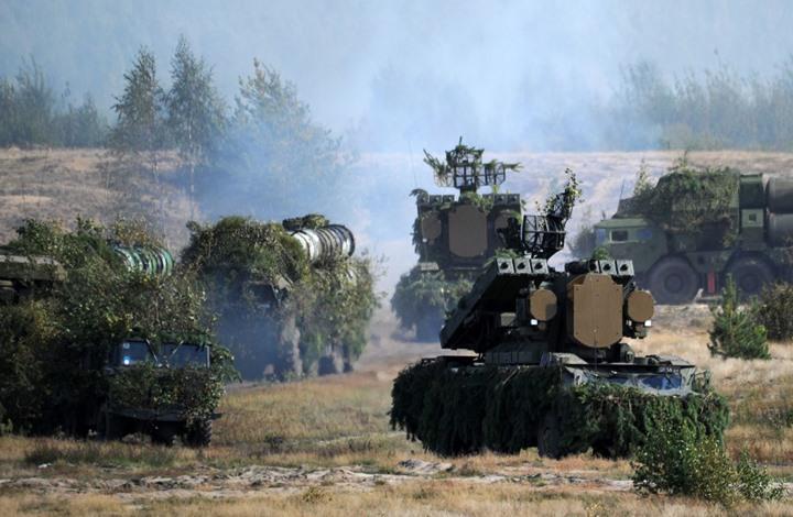 صورة من سيتحكم بمنظومة أس300 بسوريا؟