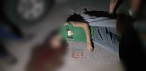 صورة ميليشيا للأسد تقتل مدنياً وسط السويداء