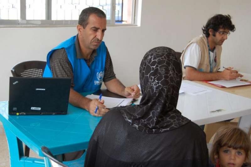 صورة المفوضية السامية تنفق 110 ملايين دولار لدعم اللاجئين بالأردن