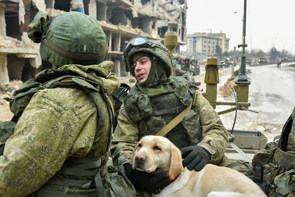 صورة إدلب..تنظيم القاعدة يستهدف نقطة روسية