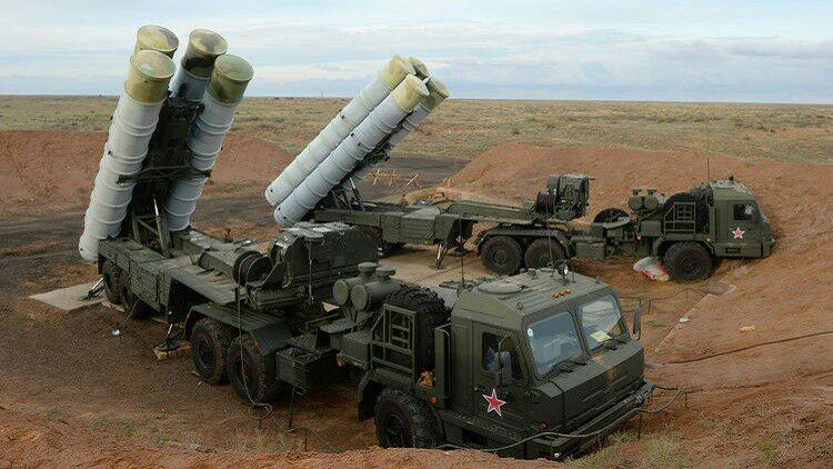 صورة موسكو تعتزم تسليح الأسد بصواريخ أس 300