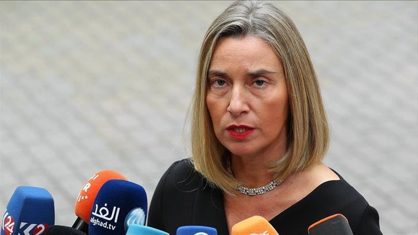 صورة موغريني: عمل عسكري في إدلب سيؤدي لكارثة إنسانية
