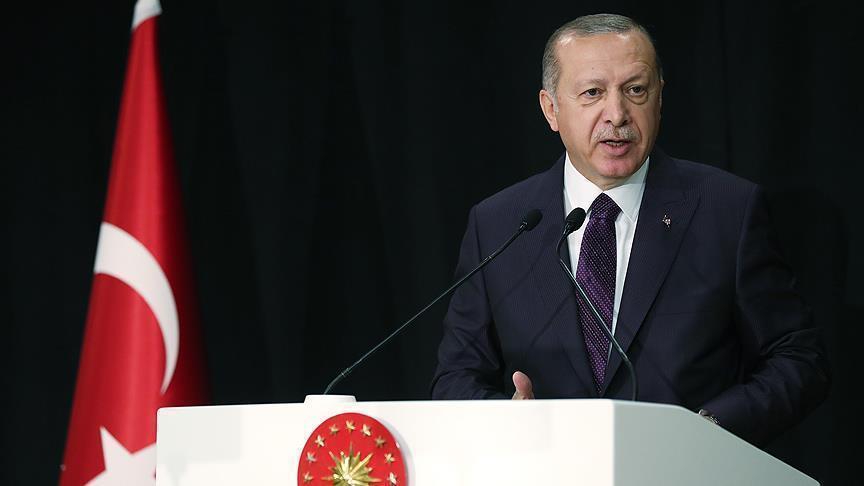 صورة أردوغان: ننتظر دعما روسيا لمحاربة PKK