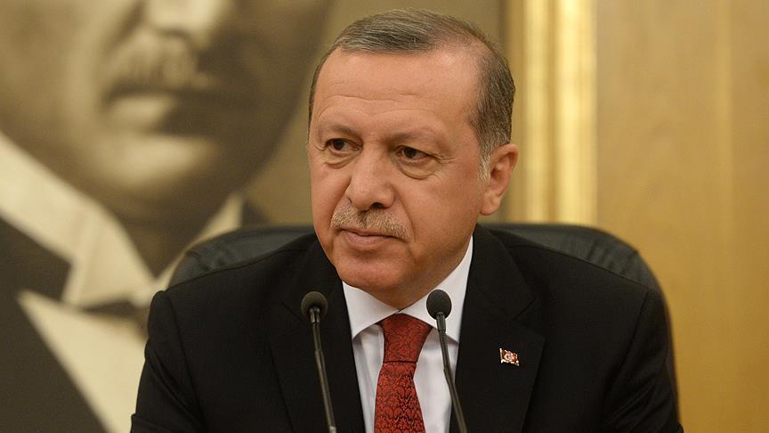 """صورة أردوغان يهاجم """"المستنقع الإرهابي"""" شرقي الفرات"""