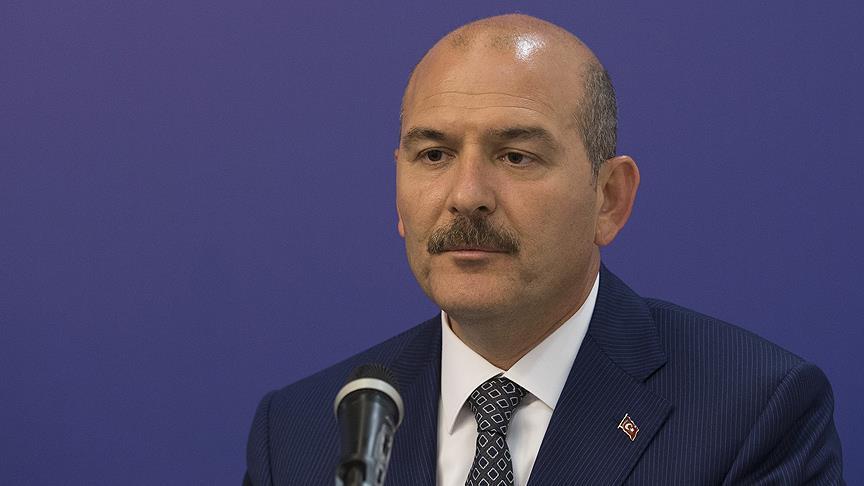 صورة وزير تركي: لا نتحمل مسؤولية الهجرة من إدلب