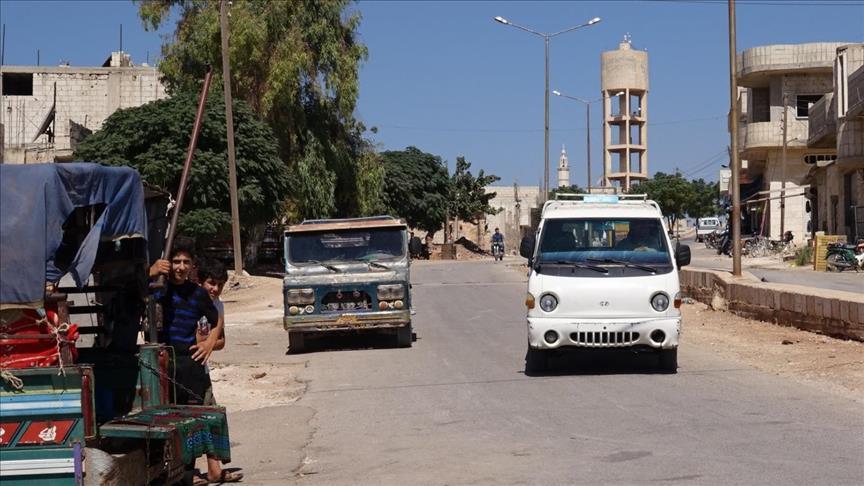 صورة بعد سوتشي: 50 ألف نازح يعودون إلى إدلب