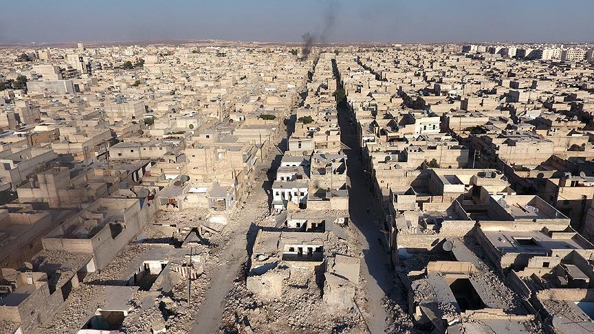 صورة إعمار سوريا يحتاج أكثر من نصف قرن