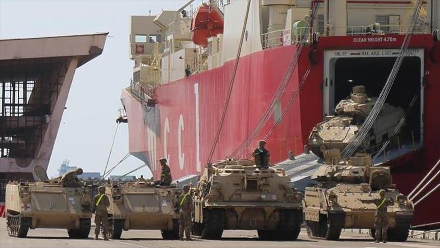 صورة الولايات المتحدة تعزز وجودها العسكري في سوريا