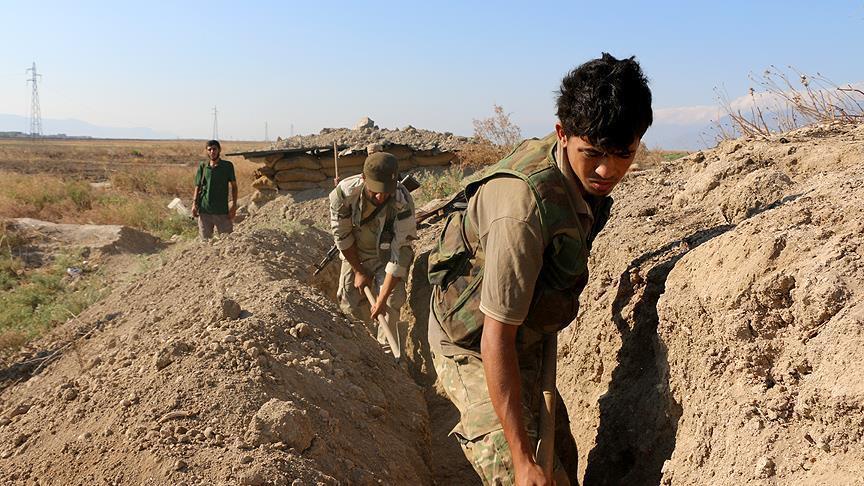 صورة المعارضة المعتدلة.. القوة الأساسية في إدلب