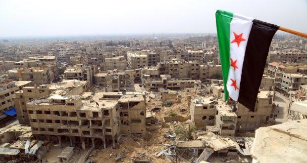 صورة الغوطة الشرقية..العثور على 22 جثة لمدنيين قتلوا قبل 7 أشهر