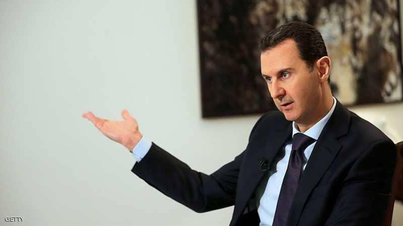 """صورة الأسد يصدر عفوا عاما عن """"المنشقين"""""""