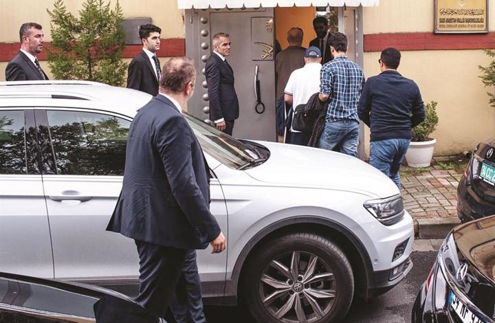صورة أنقرة ستطرد قنصل الرياض إن لم تأذن لها بتفتيش القنصلية