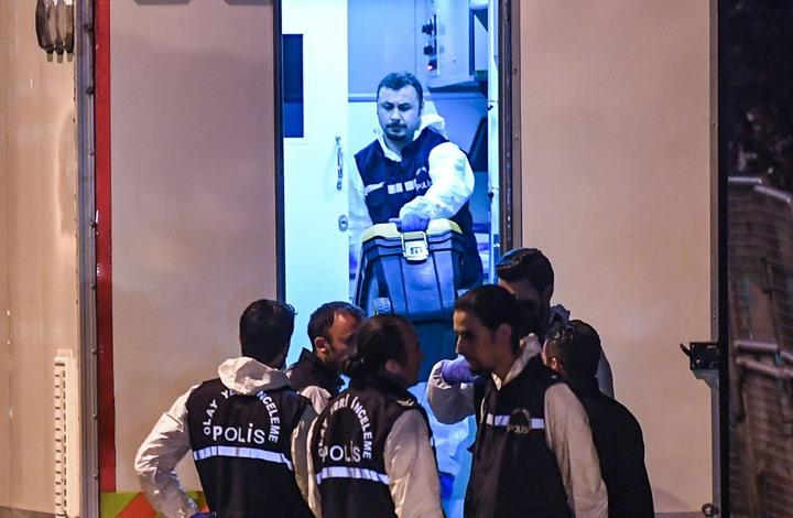 صورة أردوغان: احتمال وجود مواد سامة في القنصلية