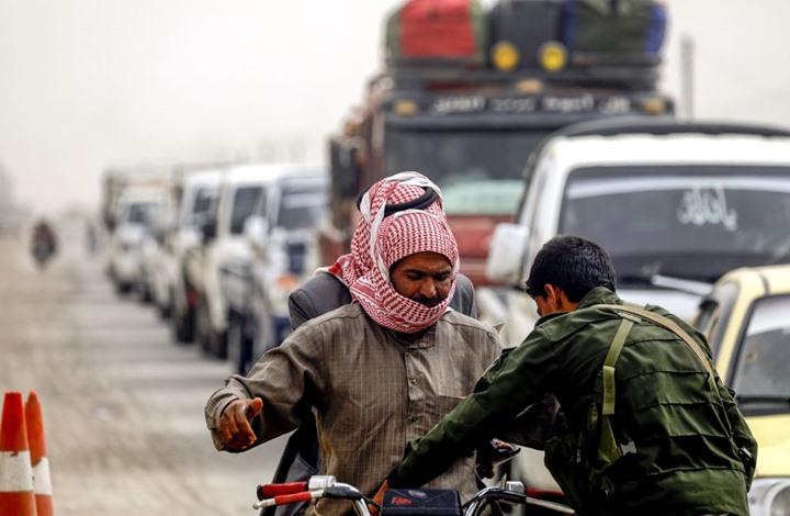"""صورة تنظيم الدولة """"يبث الرعب"""" في الرقة"""