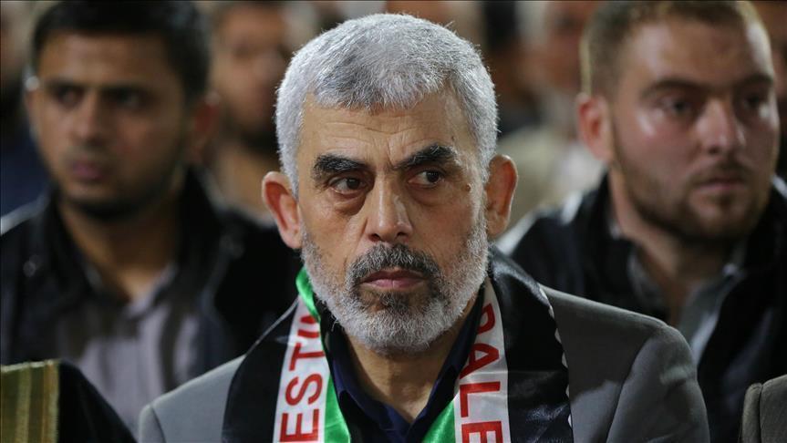 """صورة هل تحدث قائد """"حماس"""" مع الصحافة الإسرائيلية؟"""