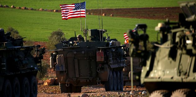 صورة تركيا: بقاء القوات الأمريكية في سوريا يصعد الوضع