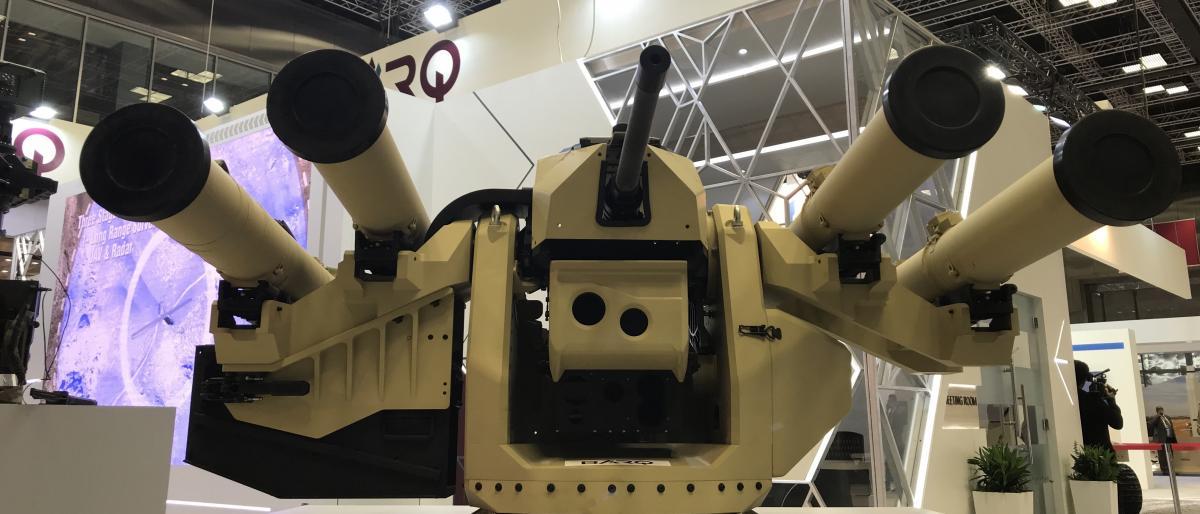 صورة قطر وتركيا تؤسسان شركة للصناعات الدفاعية الذكية
