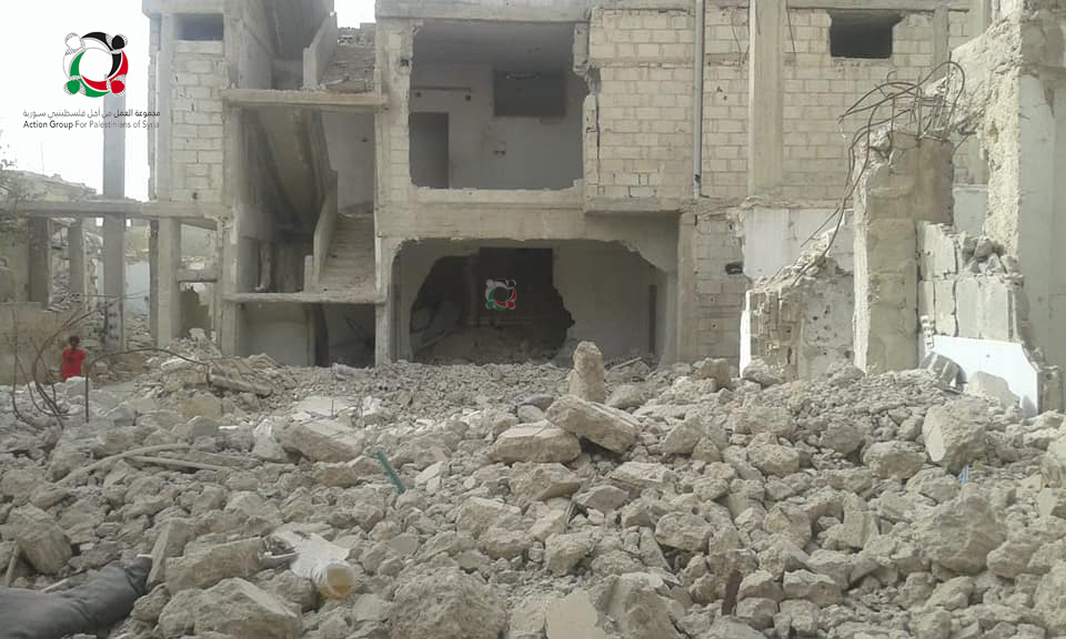 صورة مخطط تنظيمي جديد في جنوب سورية