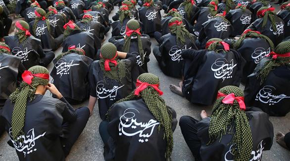 صورة إيران دربت «حزب الله البحريني» بدمشق