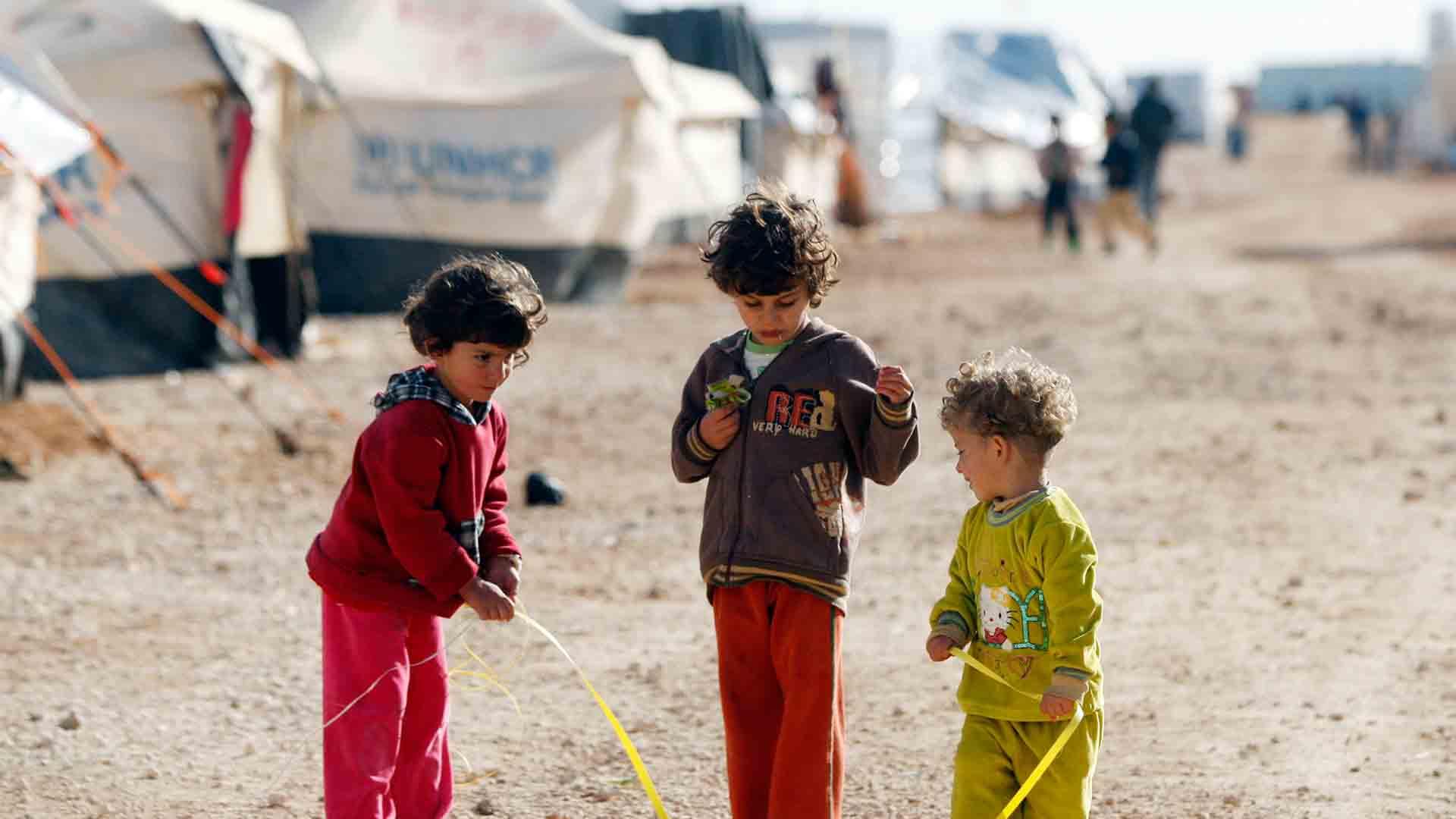 صورة تصريحات عنصرية من مسؤول أردني بحق السوريين