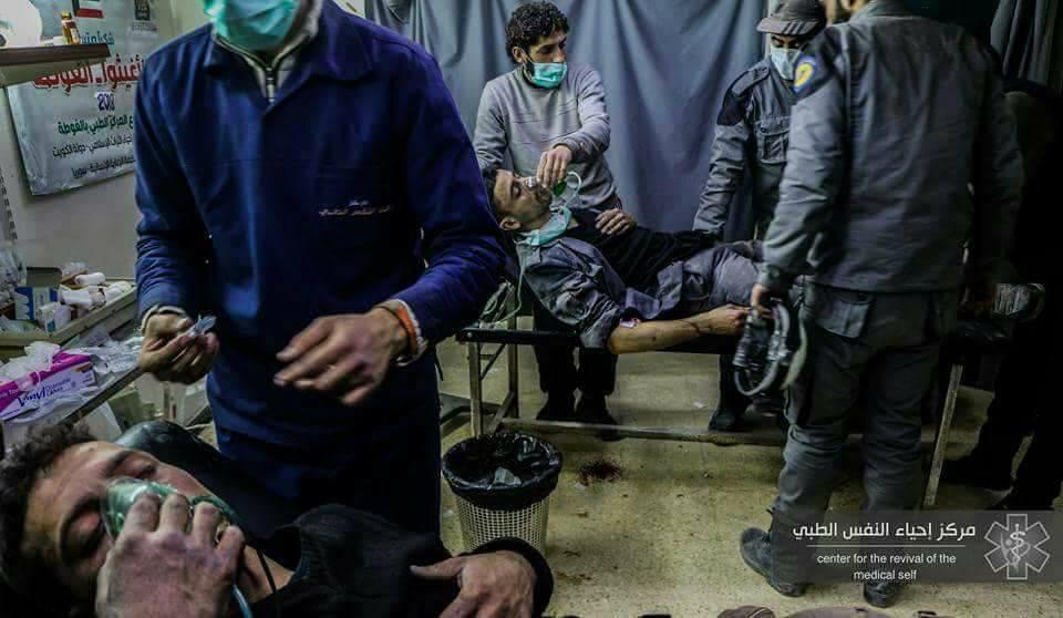 صورة اغتيال مسؤول مستودعات كيماوي الأسد