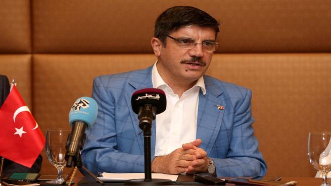 صورة أقطاي: تركيا لن تساوم على قضية خاشقجي