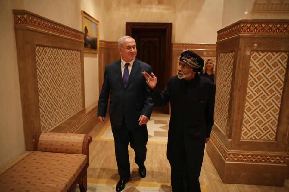"""صورة زيارة نتنياهو لعُمان..عودة علنية لـ""""العلاقات"""""""