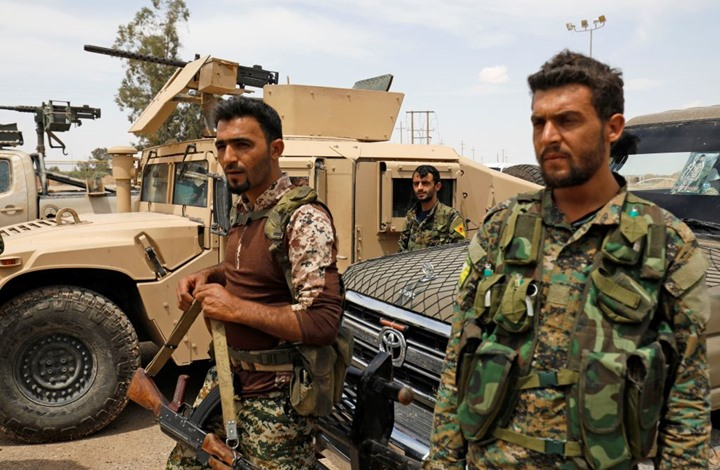 """صورة تنظيم """"الدولة"""" يسيطر على مواقع استراتيجية بدير الزور"""