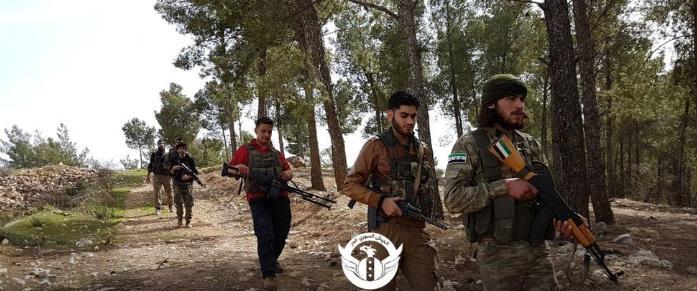 صورة إدلب..ثلثا مناطق المعارضة بلا سلاح ثقيل