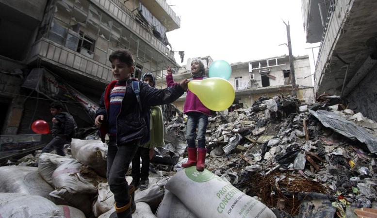 صورة واشنطن: إعمار سوريا مقابل إخراج إيران