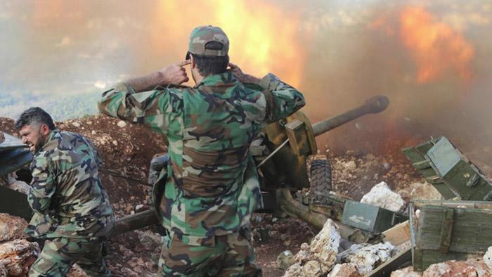 صورة واشنطن تركّز على إخراج إيران وميليشياتها من سورية