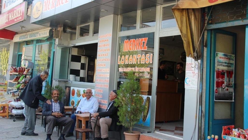 صورة مدينة تركية لا يجوع فيها الفقراء