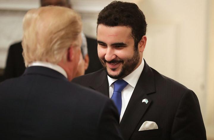 صورة تصريح مفاجئ من سفير السعودية بواشنطن عن خاشقجي