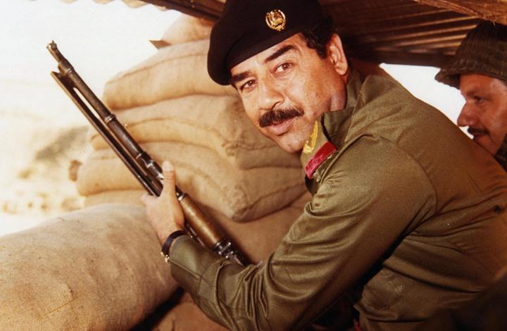 صورة مقارنة مثيرة بين صدام حسين وابن سلمان بسبب خاشقجي (شاهد)